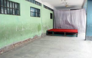 Facilities will be improved with painting and decoration.