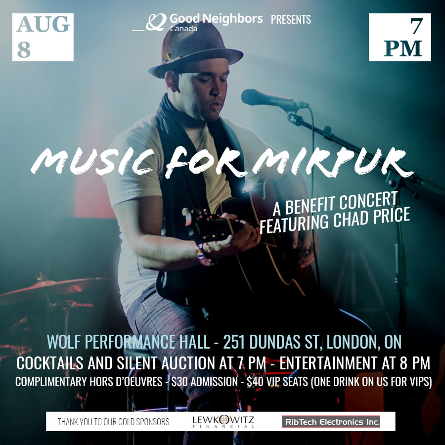 Music for Mirpur