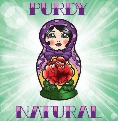Purdy Natural logo