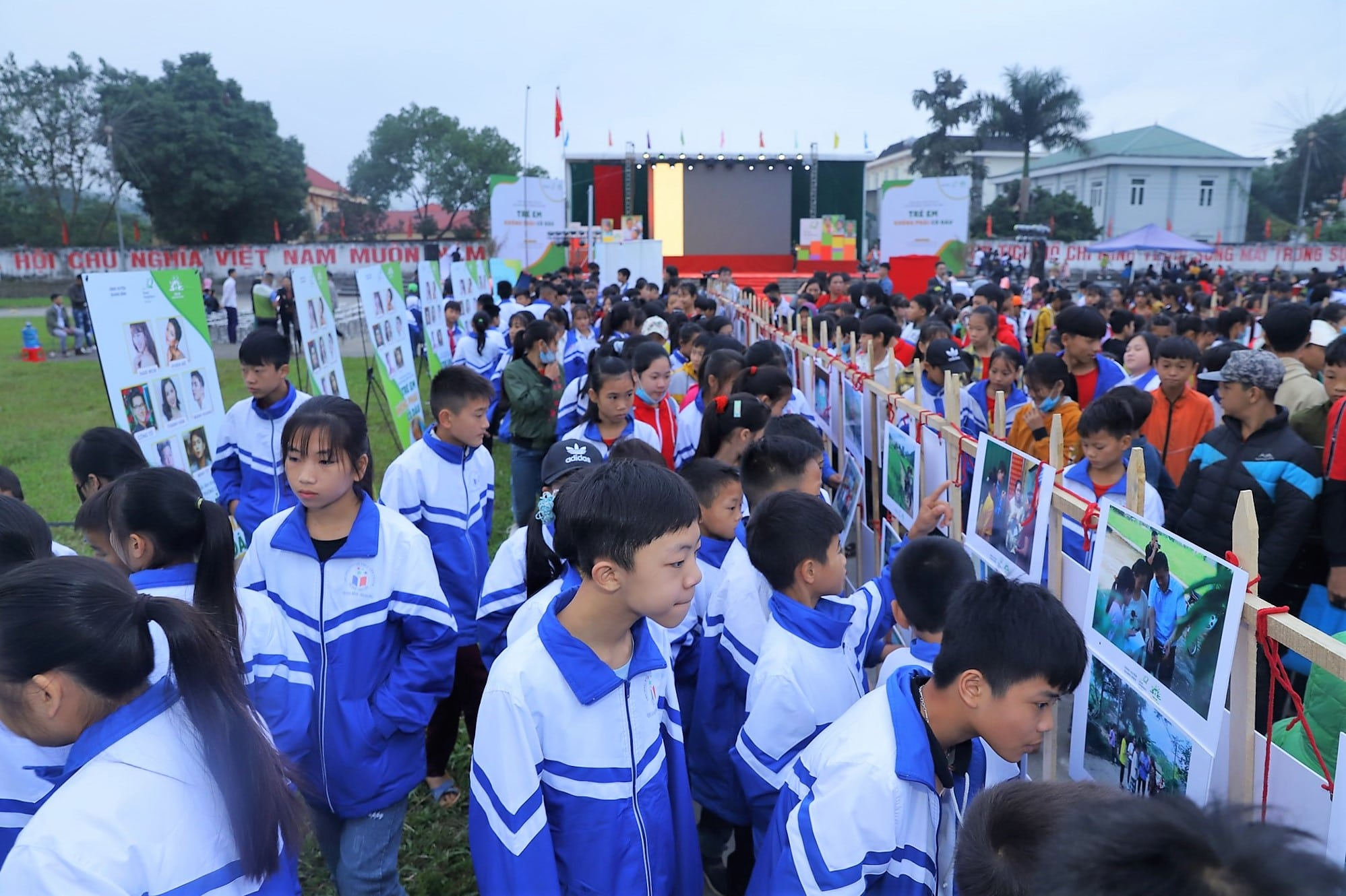event about child marriage prevention