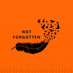 215 children will not be forgotten