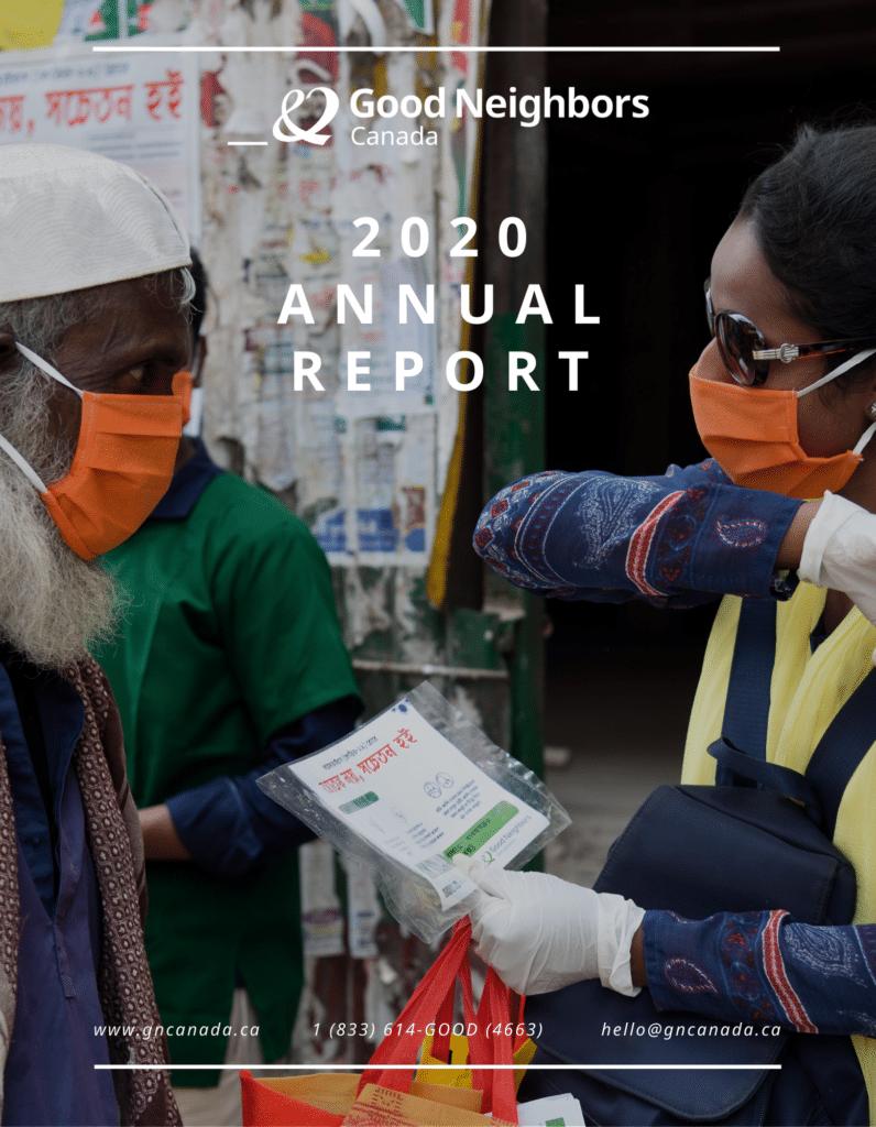 2020 annual report - Canada