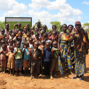 """Project 3 - Mutebe village: """"drinking unsafe water and missing classes is a thing of the past"""""""