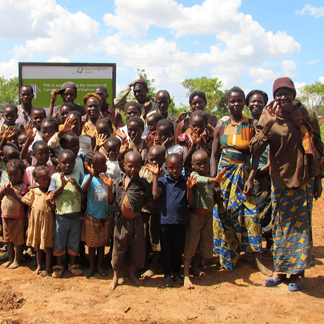 "Project 3 - Mutebe village: ""drinking unsafe water and missing classes is a thing of the past"""