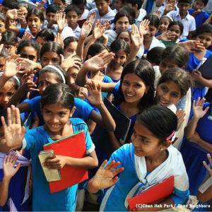Kids in Bangladesh
